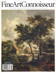 2006 Fine Art Connoisseur Magazine