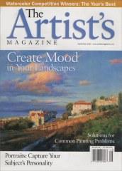 2003 The Artist Magazine