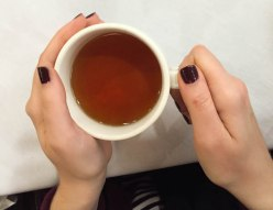 Christmastime in California Chado Tea Room in Hollywood