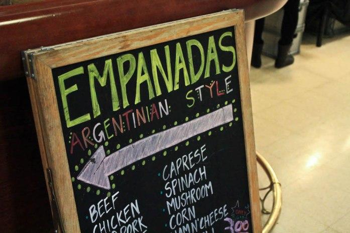 Randolph Street Market Festival Empanadas
