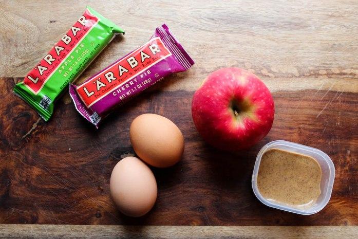 Workplace Health Hacks - Snacks