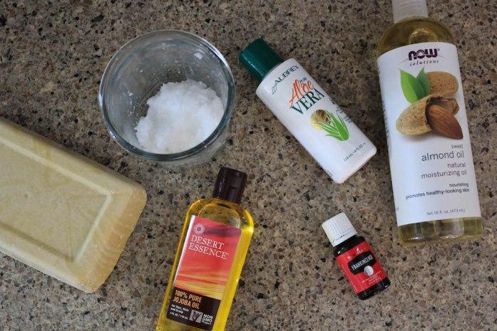 Aloe Frankincense Face Cream