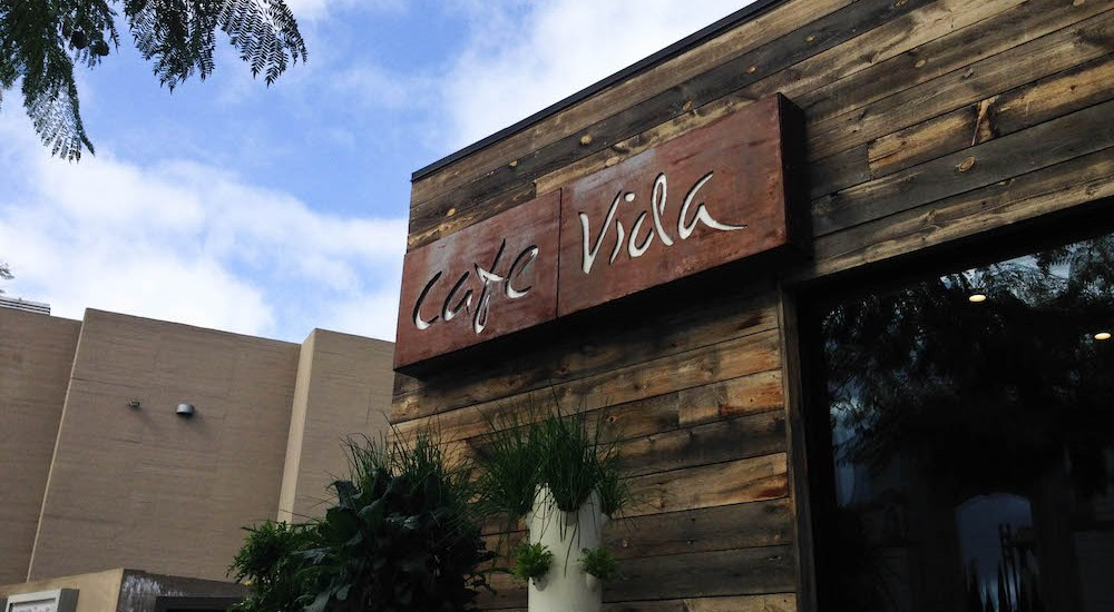 Cafe Vida, Culver City