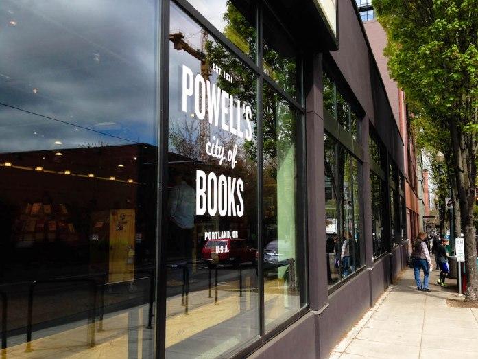 Downtown Portland Powell's