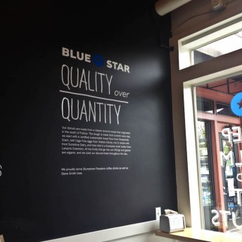 Mississippi Ave Blue Star Donuts