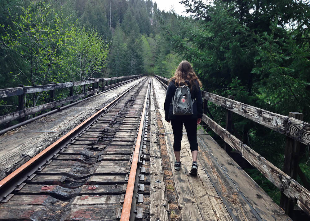 Salmonberry River Trail Hike