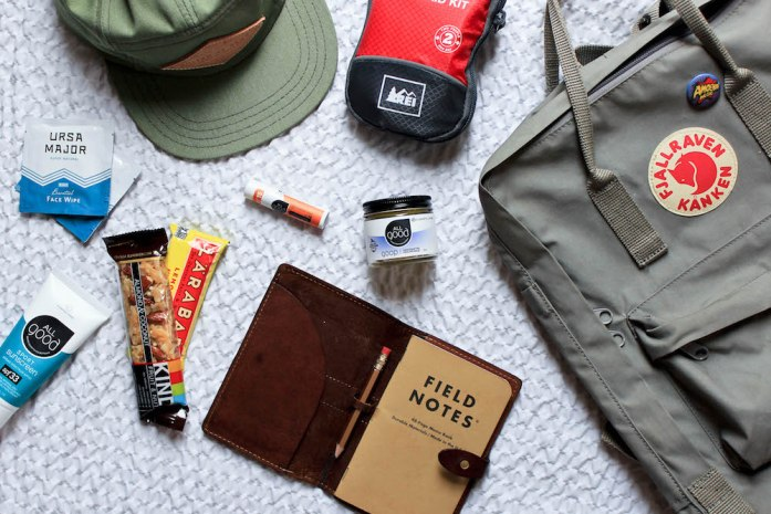 Hiking Pack Essentials