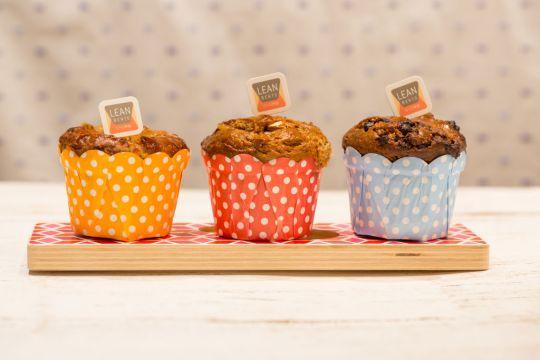 High Protein Gluten Free Muffins 2