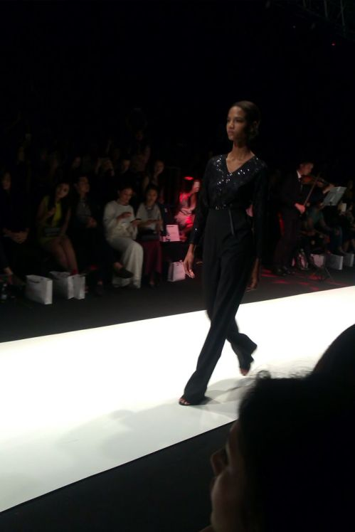A look from the Zalia collection