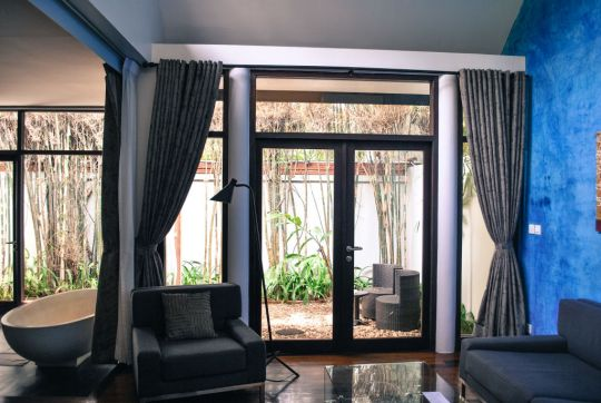 First view of the Ylang Ylang room.