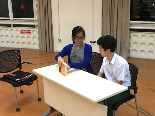 Euginia Tan's Tuition