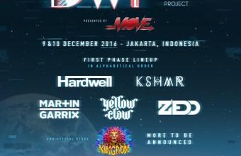 Djakarta Warehouse Project Announces Hardwell, Martin Garrix And Zedd In 2016 Line-Up