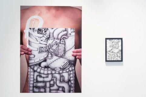 Under My Skin by Alexis Yang
