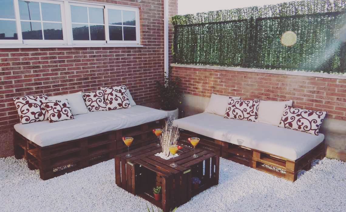 muebles de jardin baratos