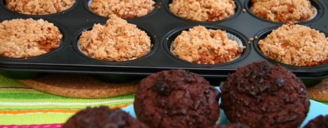 Muffinka w kilku odsłonach