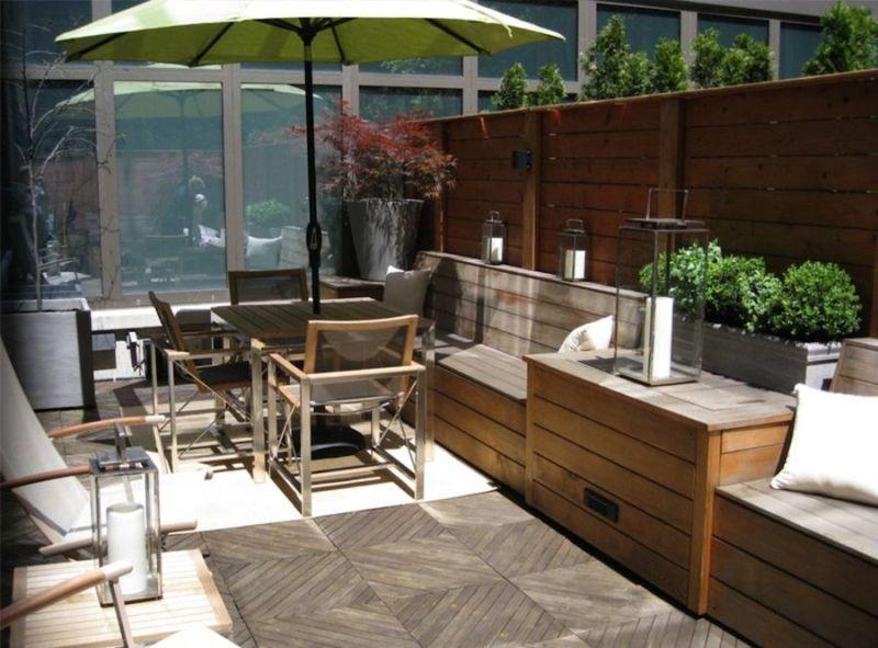 Just Terraces Rooftop Terrace