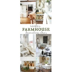 Salient Some Decor To Add To Your House This Checkout My Secret Sources To Find Farmhouse Wreaths Lanterns Winter Farmhouse Decorating Ideas Christinas Adventures If Looking