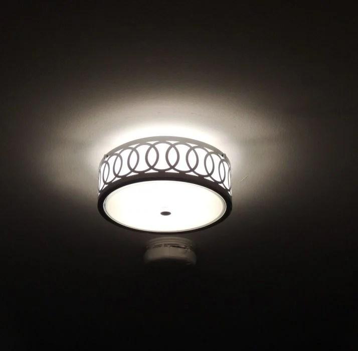 new light at night