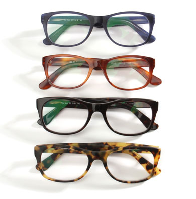 Eyeglass Frames German Made : SoHo opticians Silver Lining and their German-made Henry ...