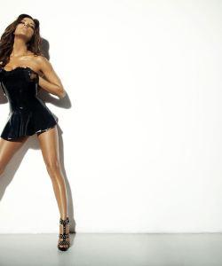 Eva Longoria [Parker] for GQ Mexico