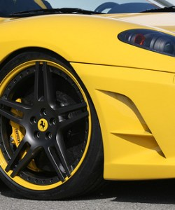 Ferrari Scuderia Spider 16M Gets 696 HP Courtesy of Novitec Rosso