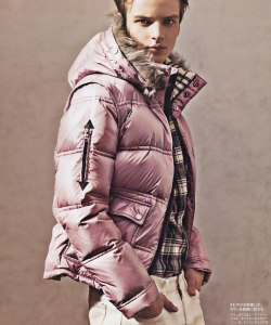 Autumn/Winter 2009: Burberry Black Label Lookbook
