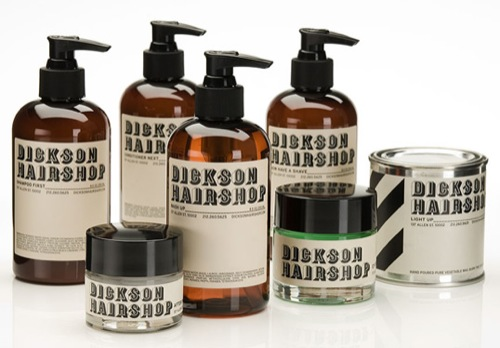 Dickson Hairshop Products