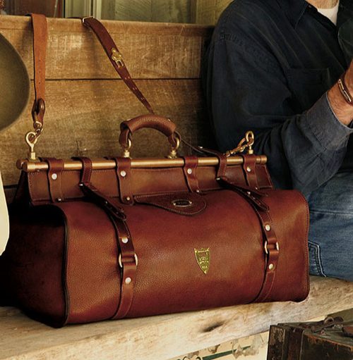 Colonel Littleton Grip Travel Bag