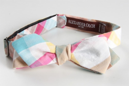 Alexander Olch Spring/Summer 2010 Tie Collection
