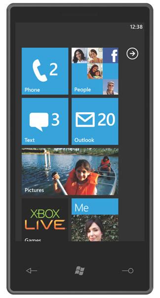 The GameChanger: Microsoft Windows Phone 7 Series