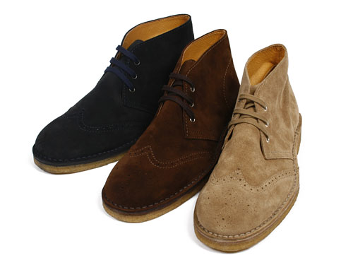 """Beauty & Youth 'Made in Italy"""" Suede Boots [Fall 2010]"""