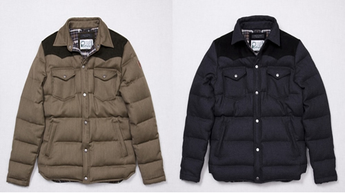 Holiday 2010 | Penfield for rag & bone Mallory Down Jacket