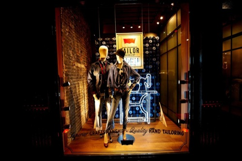 Now Open | Levi's Meatpacking Concept Store NYC