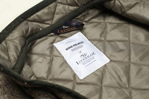 Fall 2010 | Norse Projects x Lavenham Jackets