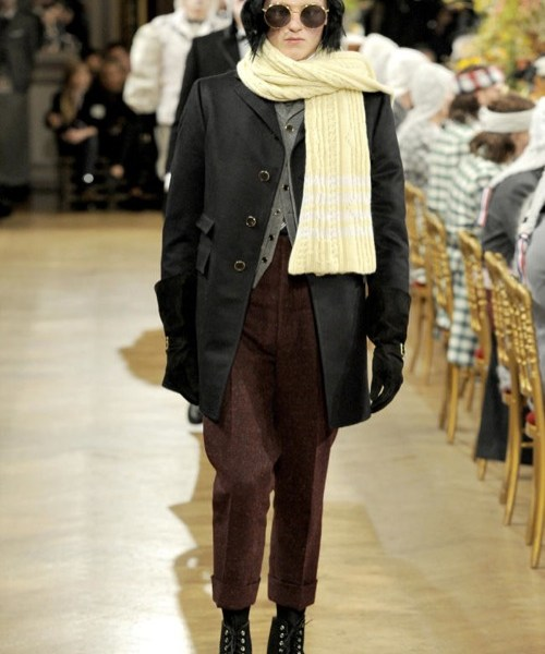 Paris Fashion Week | Thom Browne Fall/Winter 2011