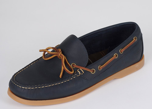 The Boat Shoe | Barbour Camp Moccasins