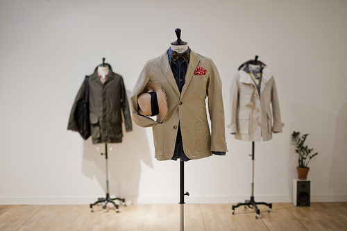 In Stock | Beams Plus Spring/Summer 2011