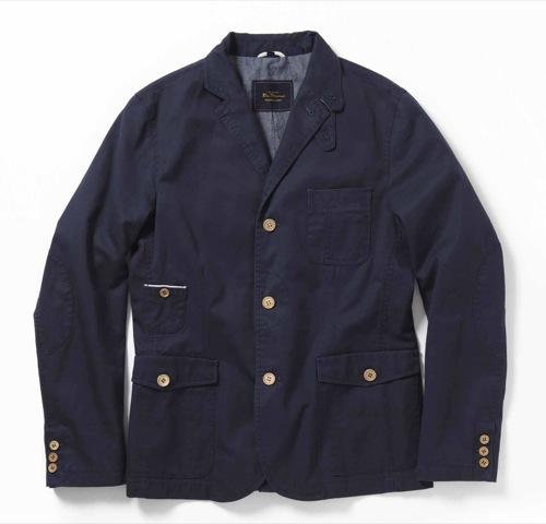 Ben Sherman Modern Classics Spring/Summer 2011 Outerwear