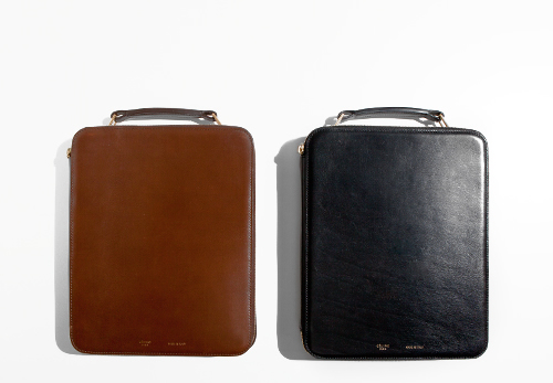 The Want | CÉLINE iPad Case Box