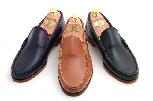 Rancourt & Co Shoecrafters for Leffot Ivy Loafers