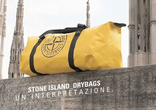 Ortlieb for Stone Island Drybags Video