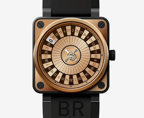 Only Watch | Bell & Ross BR 01 Casino Watch
