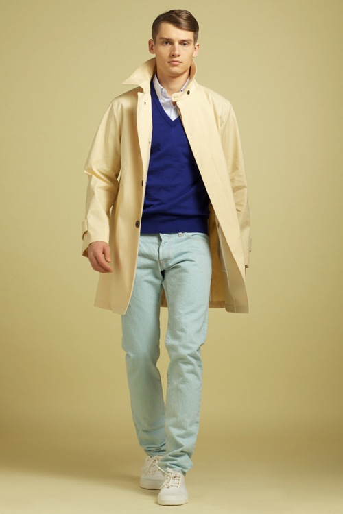 Kitsuné Spring/Summer 2012 'Great Gatsby' Collection