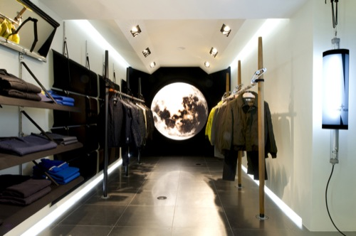 Now Open | Stone Island Paris Flagship Store