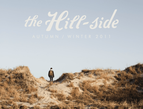 The Hill-Side Fall/Winter 2011 Neckwear & Scarves Lookbook