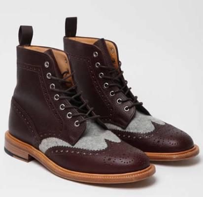 Woolrich Woolen Mills Para Boots for F/W 2011