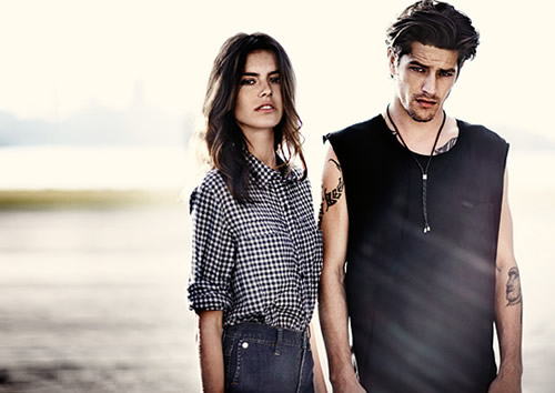 Wrangler Australia Fall/Winter 2011 Ad Campaign