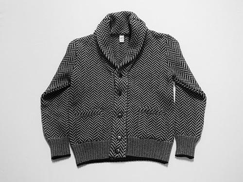 G.R.P. Shawl Cardigan Sweater
