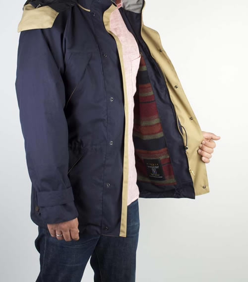 Heritage Research Sierra Nevada Ventile Parka