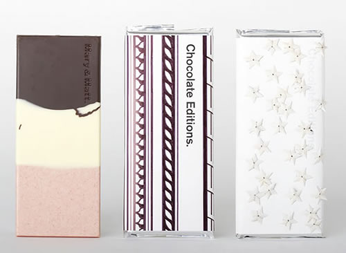 Shipley & Halmos x Chocolate Editions Neapolitan Bars